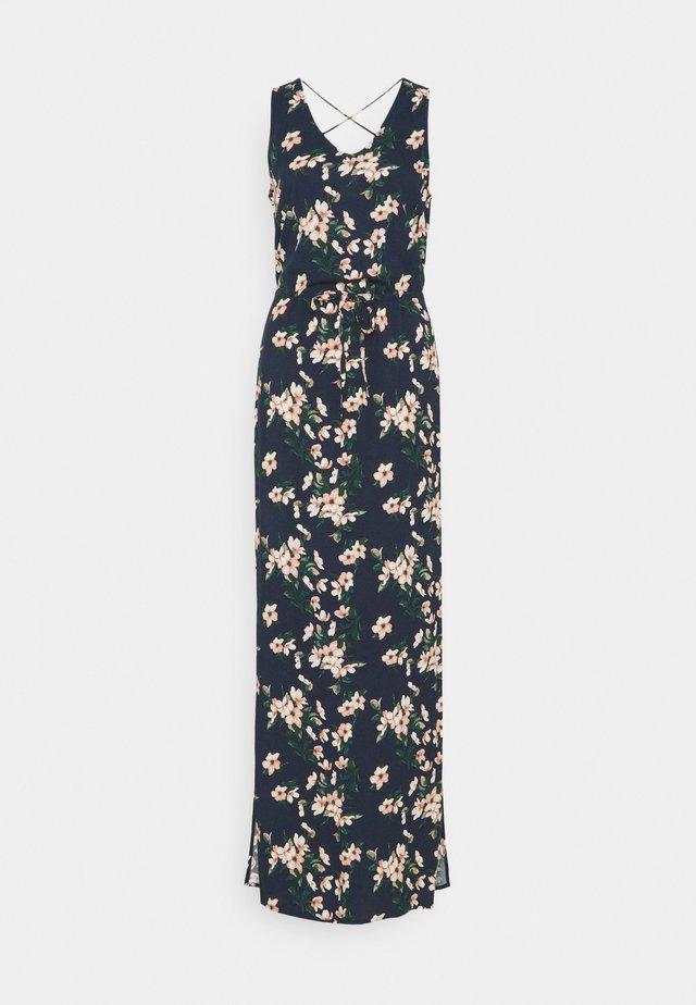 VMSIMPLY EASY TANK DRESS - Vestito lungo - navy blazer