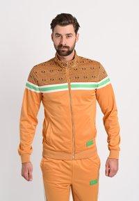 Sergio Tacchini - FIRENCE - Training jacket - orange - 0