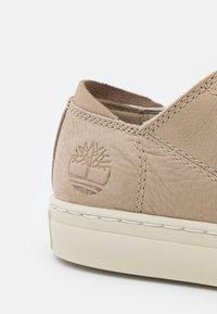 Timberland - ADV 2.0 CUPSOLE MODERN  - Sneakers basse - light beige - 5