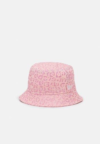 FEMALE PRINT BUCKET - Hat - pink