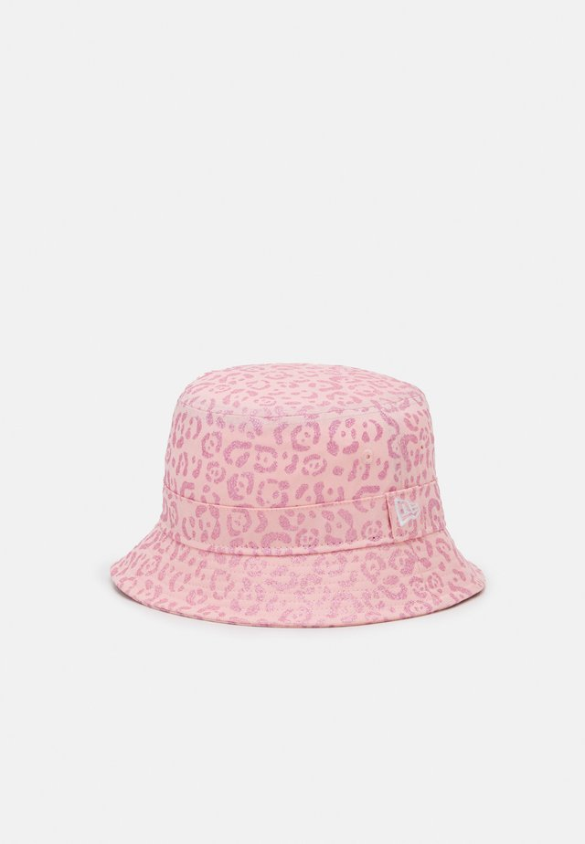 FEMALE PRINT BUCKET - Chapeau - pink