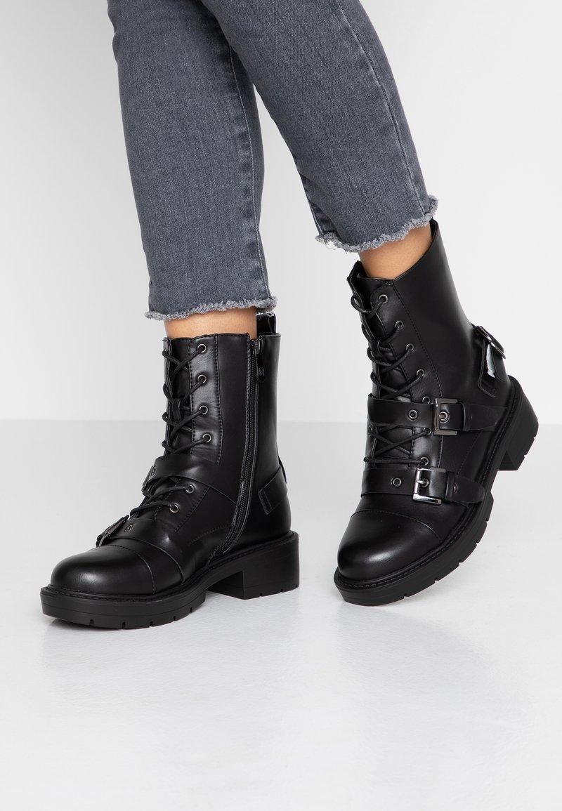 RAID - STEVIE - Cowboystøvletter - black
