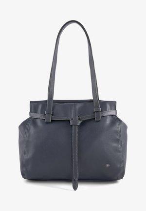 LINA - Tote bag - dark blue