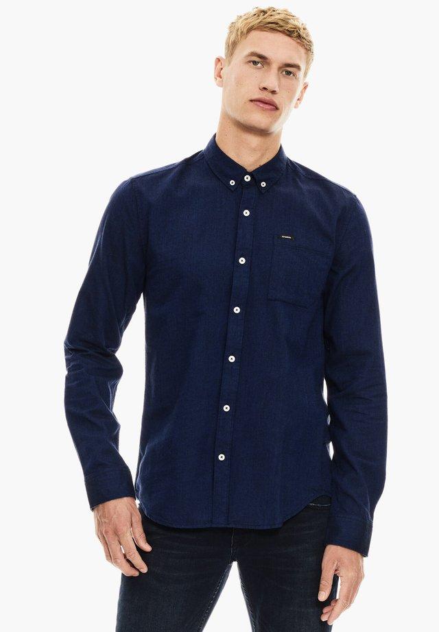 Camicia - intense blue