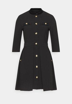 RANELINA - Day dress - noir