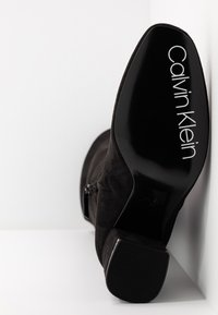 Calvin Klein - MONIFAH - Over-the-knee boots - black - 6