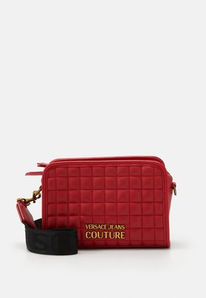 CAMER BAG - Across body bag - rosso