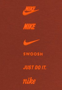 Nike Sportswear - Top - firewood orange/total orange - 6