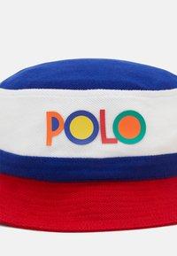 Polo Ralph Lauren - BUCKET HAT HEADWEAR UNISEX - Hat - newport navy - 2