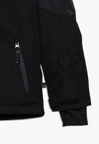 Brunotti - DAKOTO BOYS SNOWJACKET - Snowboard jacket - black - 4