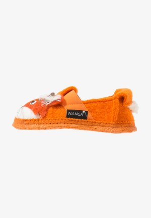 FOX - Slippers - orange