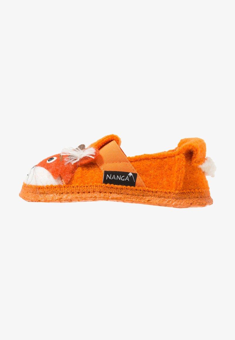 Nanga - FOX - Pantuflas - orange