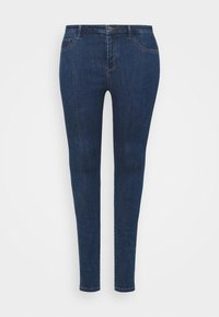 ONLY Carmakoma - CARFLORIA  - Jeans Skinny Fit - medium blue denim - 3