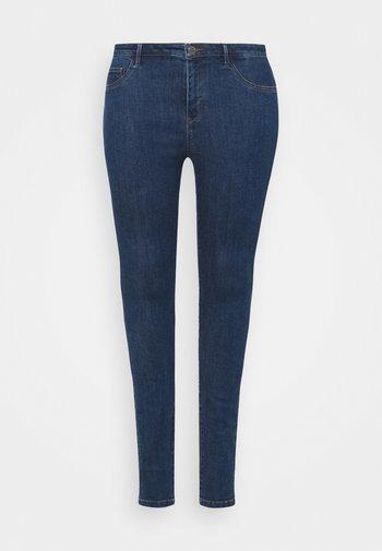CARFLORIA  - Jeans Skinny - medium blue denim