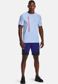 Under Armour - Sports shorts - regal - 1