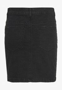 ONLY - ONLAMAZE SKIRT - Falda de tubo - black - 1