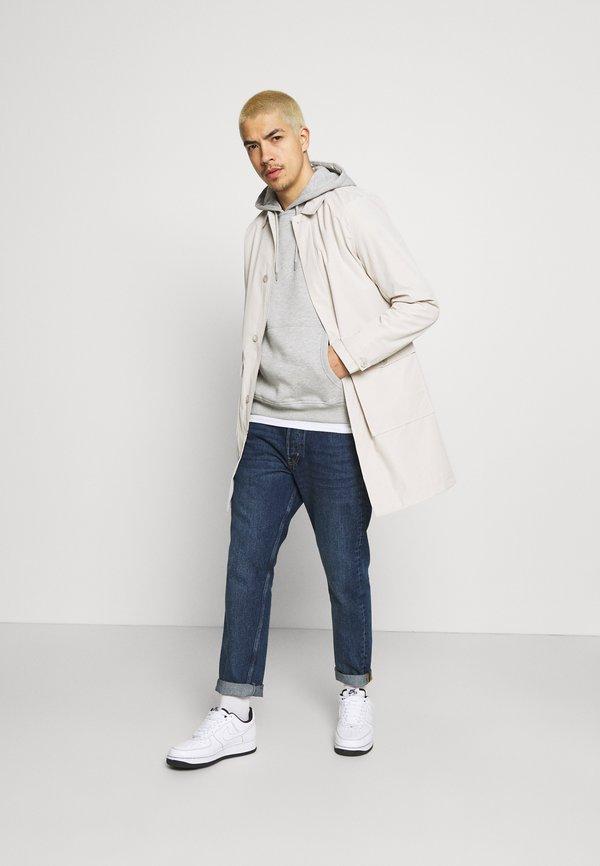 Pepe Jeans TWO - Bluza z kapturem - grey marl/szary Odzież Męska FTOO
