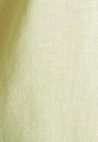 Esprit - Button-down blouse - lime yellow - 7