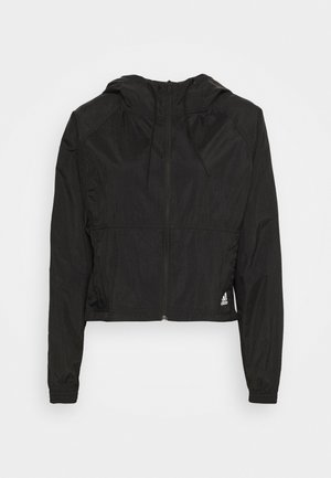 JACKET - Training jacket - black