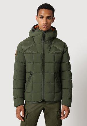 ARIEL - Winter jacket - green depths
