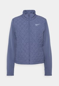 Nike Performance - AEROLAYER - Sports jacket - world indigo/pure/reflective silver - 0