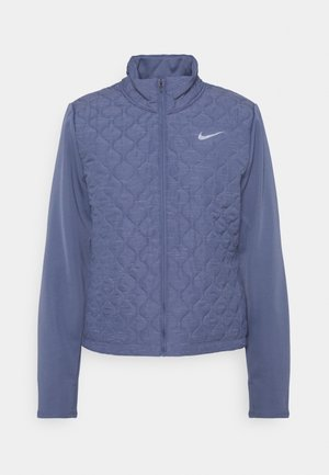 AEROLAYER - Chaqueta de deporte - world indigo/pure/reflective silver