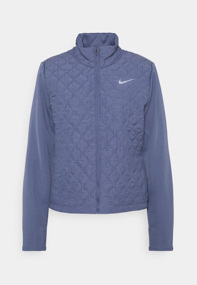 Nike Performance - AEROLAYER - Sports jacket - world indigo/pure/reflective silver