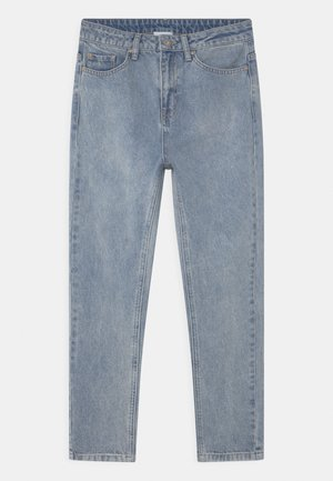 MOM IRIS  - Relaxed fit jeans - blue denim