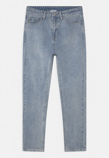 MOM IRIS  - Jeans Relaxed Fit - blue denim