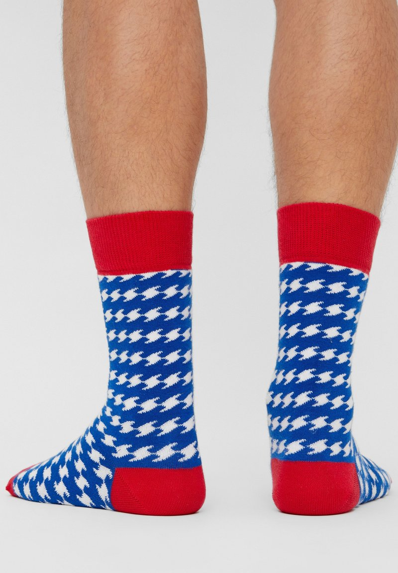 Natural Vibes - STRIPE SOCKEN AUS BIOBAUMWOLLE - Socks - blue