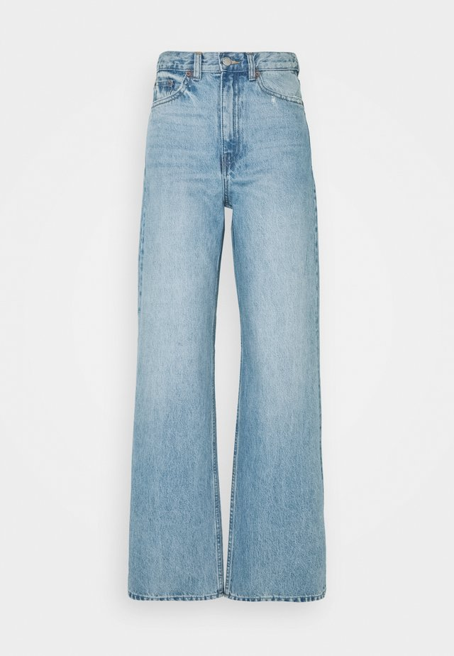 ECHO - Straight leg jeans - blue jay