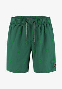 Shiwi - CACTUS FLOCK - Swimming shorts - cilantro - 2