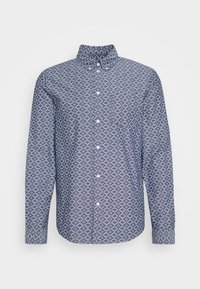 Pier One - Košile - mottled blue - 4
