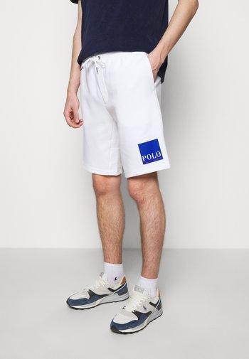 TECH - Pantalon de survêtement - white