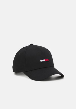 FLAG UNISEX - Cap - black
