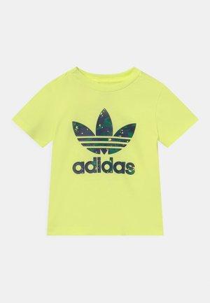 TEE UNISEX - T-shirt imprimé - pulse yellow