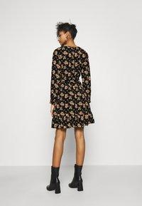 Molly Bracken - LADIES DRESS - Shirt dress - black - 2