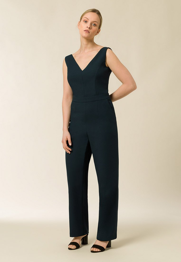 IVY & OAK - Jumpsuit - bottle green