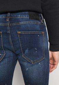 Kings Will Dream - LARKIN - Slim fit jeans - indigo blue - 6