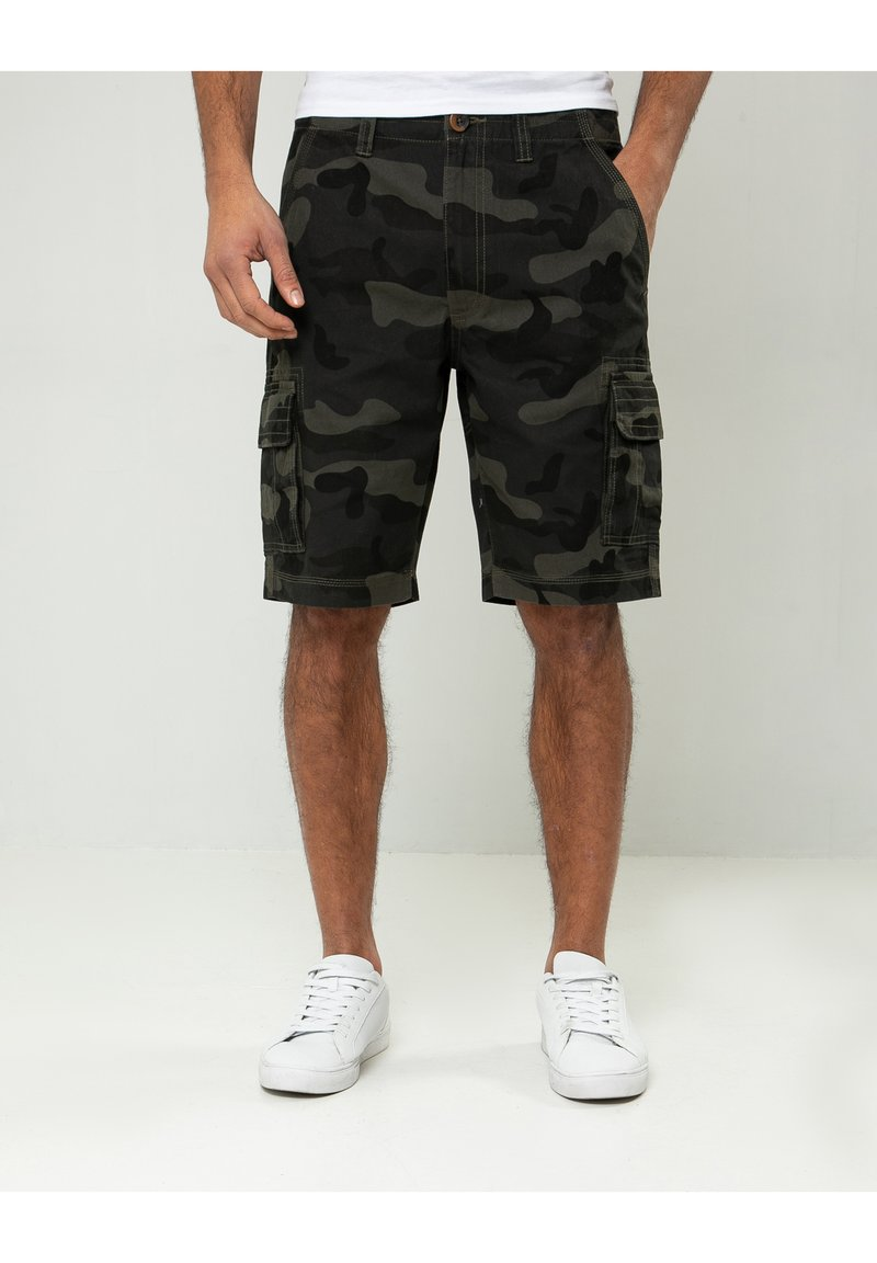 Threadbare - Shorts - camoflage