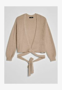 Bershka - Cardigan - brown - 4