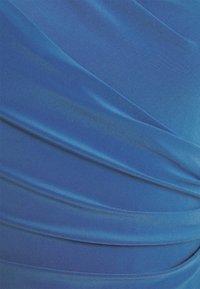 Lauren Ralph Lauren Petite - BRANDIE CAP SLEEVE DAY DRESS - Robe en jersey - boysenberry - 2