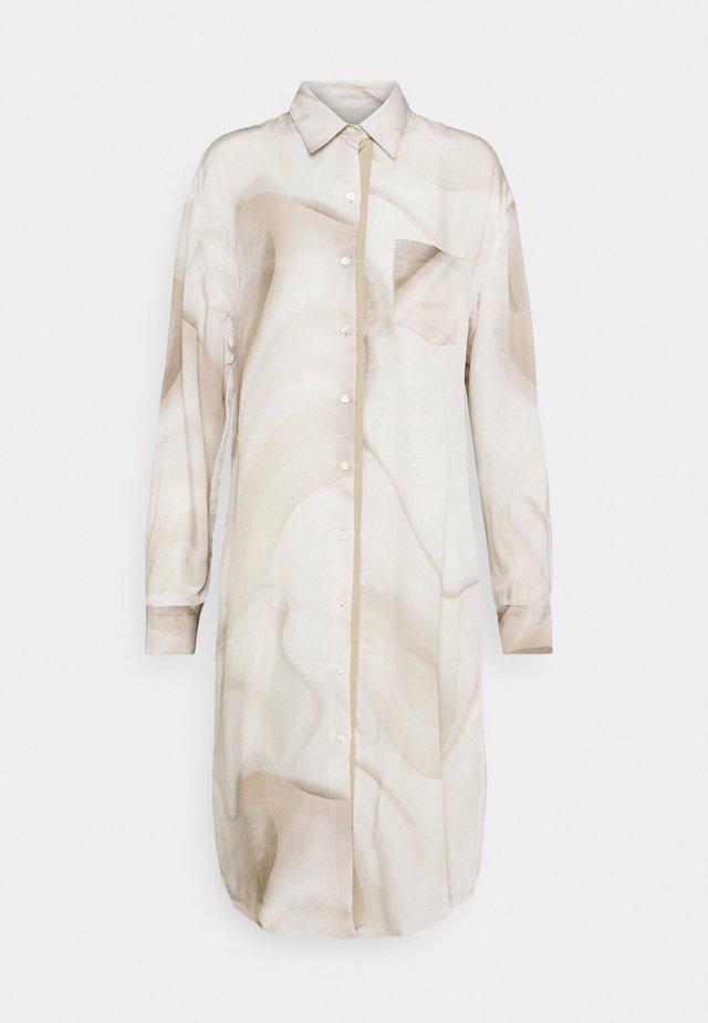 LITORE - Robe chemise - artwork