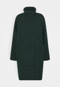 Samsøe Samsøe - HOFFA - Classic coat - darkest spruce - 0