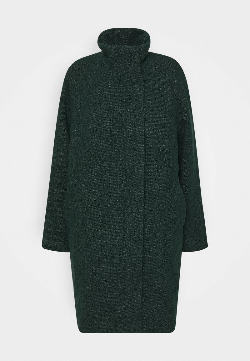 Samsøe Samsøe - HOFFA - Classic coat - darkest spruce