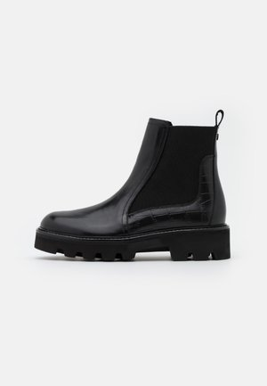 STOMPI - Classic ankle boots - black