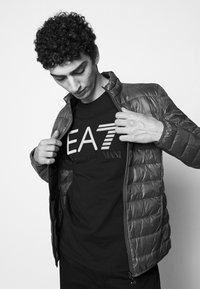 EA7 Emporio Armani - Down jacket - khaki - 4