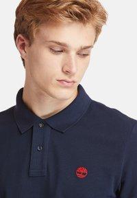 Timberland - MILLERS RIVER - Polo shirt - dark sapphire - 4