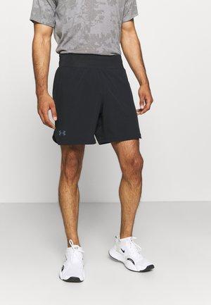 SPEEDPOCKET SHORT - Sports shorts - black