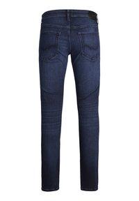 Jack & Jones - Straight leg jeans - blue denim - 1